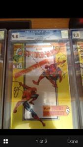 Amazing 394 Web Of 117 Spectacular 217 Spider-Man 51 All Cgc 9.8 Clone Saga