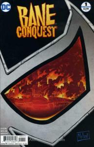 Bane Conquest #1 VF/NM; DC   save on shipping - details inside