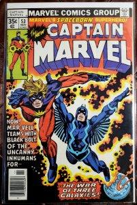 Captain Marvel #53 (1977)