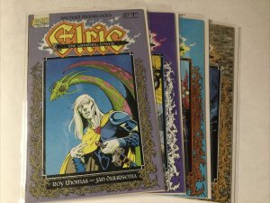 Elric The Vanishing Tower 1-4 1 2 3 4 Lot Set Run Nm Near Mint First Comics