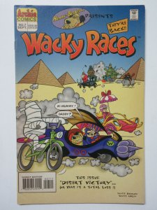 Hanna-Barbera Presents (Archie 1995) #7 Wacky Races Desert Victory VG-F