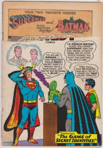 World's Finest Comics #149