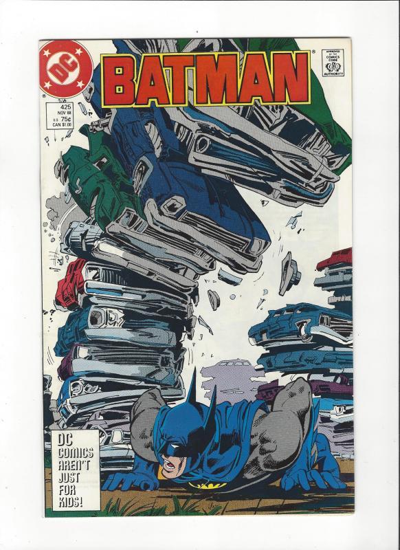 Batman #425 Starlin  NM