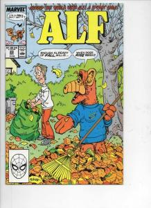 ALF #23, VF/NM,  Marvel, 1988 1989,  more in store