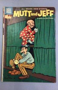 Mutt & Jeff #110 (1959)