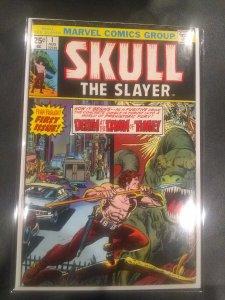 Skull the Slayer #1 (1975)