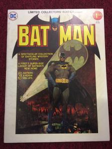 Limited Collectors' Edition Batman #C-44 1976 Treasury comic book FN