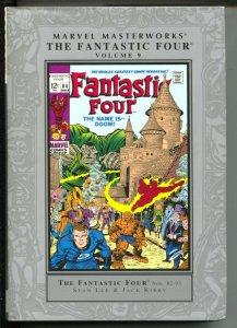 Marvel Masterworks The Fantastic Four-Roy Thomas-Vol 9-2005-HC-VG/FN