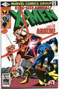 X-MEN #3 Annual, NM-, Arkon, Wolverine, Claremont, Uncanny, more in store