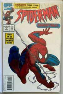 Spider-Man adventures #1 8.0 VF (1994)