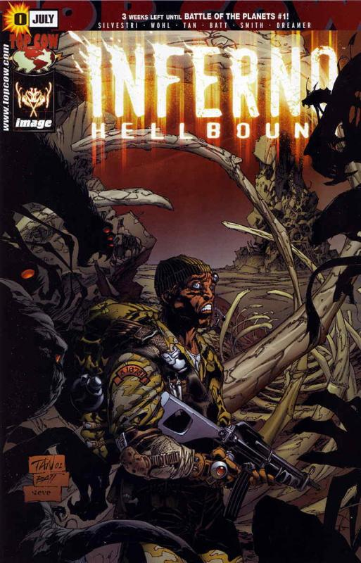 Inferno: Hellbound #0 VF/NM; Image | save on shipping - details inside