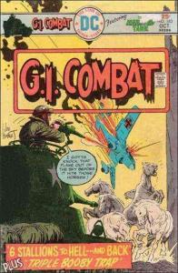 DC G.I. COMBAT (1952 Series) #183 VG