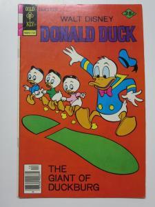 Donald Duck (Gold Key 1977) #190 VF Disney Comics Book