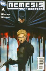 Nemesis: The Impostors #2 VG; DC | low grade comic - save on shipping - details