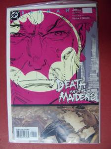 BATMAN: Death And The Maidens  # 4  Near Mint 9.4 Or Better DC COMICS