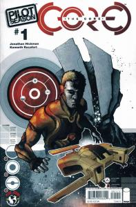 Pilot Season: The Core #1A VF; Top Cow | save on shipping - details inside