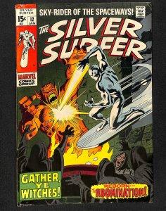Silver Surfer #12 VG+ 4.5
