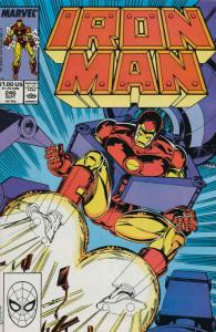 Iron Man (1st Series) #246 VF/NM; Marvel | save on shipping - details inside
