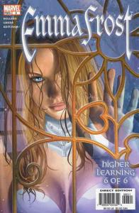 Emma Frost #6 VF/NM; Marvel | save on shipping - details inside