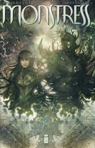 Monstress #13 VF/NM; Image   save on shipping - details inside