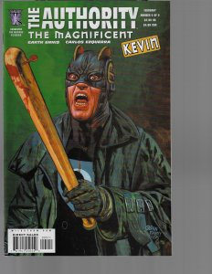 Authority: Magnificent Kevin #5 (Wildstorm, 2006) NM