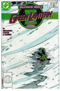 Green Lantern #220 (1st Series)   8.5 VF+
