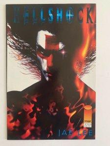 Hell Shock #1 Image Comics #1 VF+