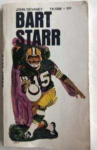 Bart starr by Devaney Scholastic books(for grade schoolers)1968