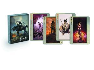 Frank Frazetta Death Dealer Playing Cards (Dark Horse, 2015) New/Sealed!