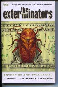 Exterminators: Bug Brothers-Vol. 4-Simon Oliver-TPB-trade