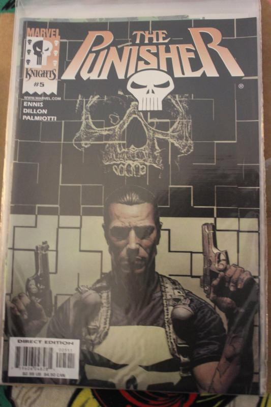 The Punisher  5 NM/MT
