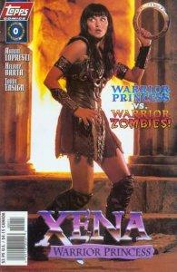 Xena: Warrior Princess (1997 series) #0, NM (Stock photo)