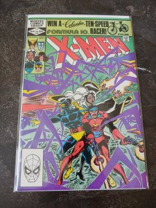 ​THE UNCANNY X-MEN #154 VF/NM