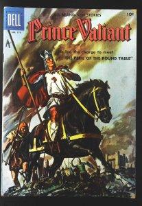 Prince Valiant (1954 series) #4, Fine- (Actual scan)