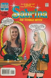 Sabrina #1 VF/NM; Archie | save on shipping - details inside