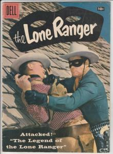 Lone Ranger, The #113 (Nov-57) FN/VF Mid-High-Grade The Lone Ranger, Tonto, S...