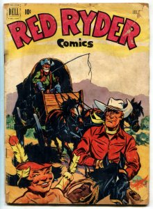 Red Ryder Comics #96 1951- Dell Western F/G