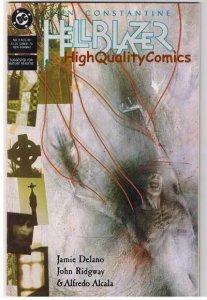 HELLBLAZER 8, NM, John Constantine, Vertigo, Jamie Delano,1988, more HB in store