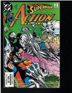 Action Comics #648 (DC, 1989)
