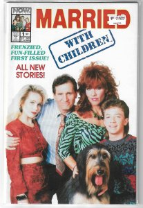 Married.... With Children #1 (VF-NM)