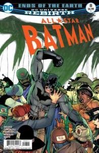 All Star Batman (2016 series) #8, NM + (Stock photo)