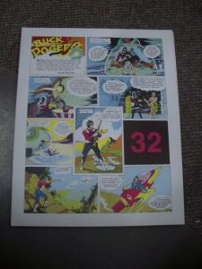 BUCK ROGERS #32-ITALIAN SUNDAY STRIP REPRINTS-CALKINS FN