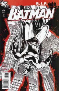 Batman #676 (3rd) VF/NM; DC | save on shipping - details inside