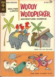 WOODY WOODPECKER 74 VF  December 1962 COMICS BOOK