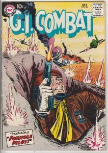G.I. Combat #50 (Jul-57) FN/VF Mid-High-Grade
