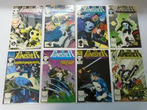 Punisher Comic Lot From:#2-48, 38 Different, 8.0/VF (1987-1991)
