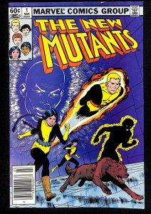 The New Mutants #1 (1983)
