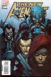 NEW AVENGERS (2004 MARVEL) #33 NM- AEJMPU
