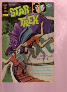 STAR TREK #40 1976- FURLOUGH TO FURY-LEONARD NIMOY-TV FN