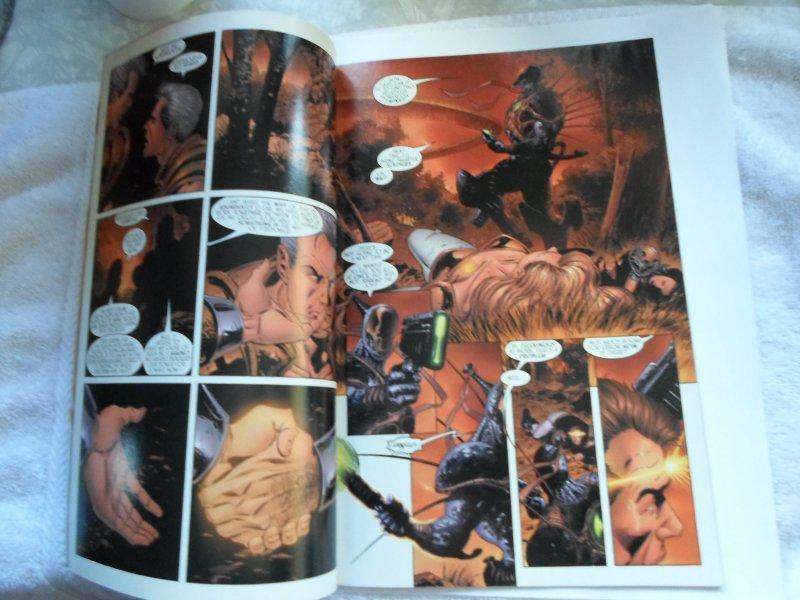 02 CROSSGEN COMIC CRUX # 10